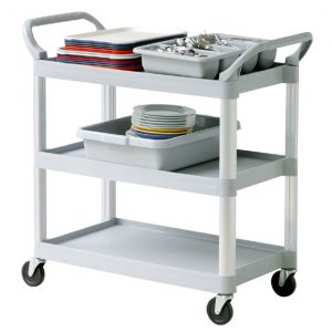 Plastic SERVICE TROLLEY