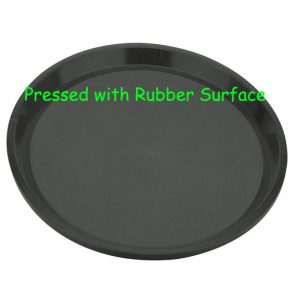 non slip Plastic serving trays